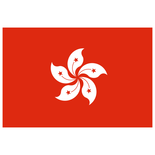HK Hong Kong SAR China Flag icon