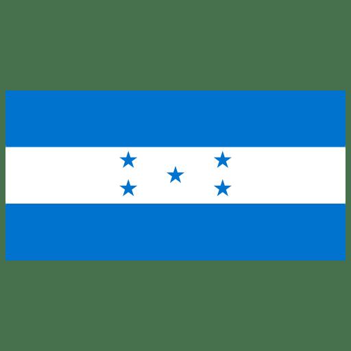 HN-Honduras-Flag icon
