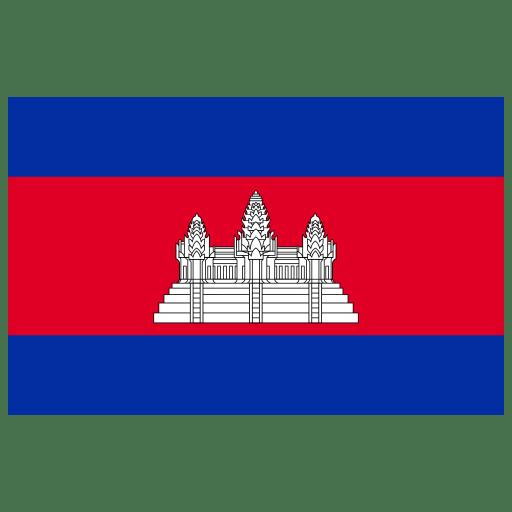 KH-Cambodia-Flag icon