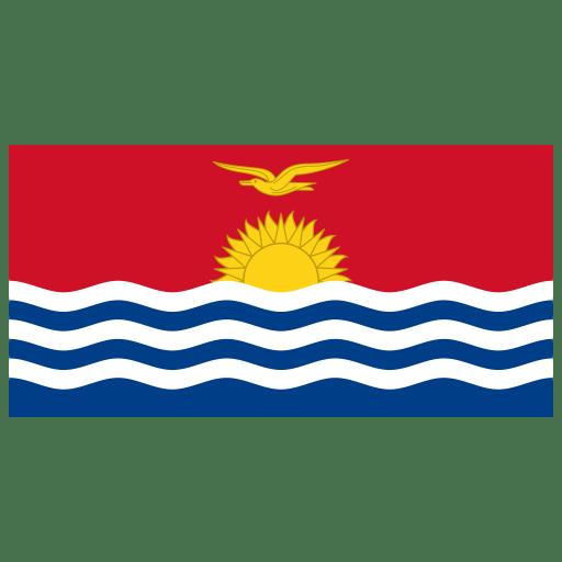 KI-Kiribati-Flag icon