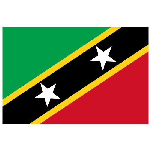 KN-Saint-Kitts-and-Nevis-Flag icon