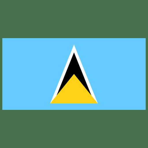 LC-Saint-Lucia-Flag icon