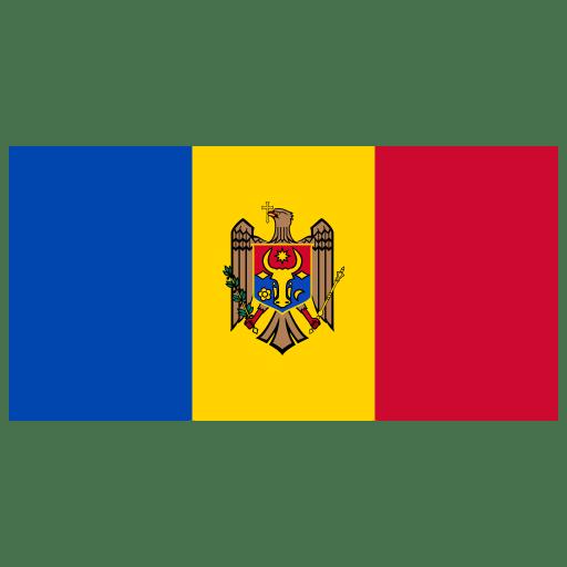 MD-Moldova-Flag icon