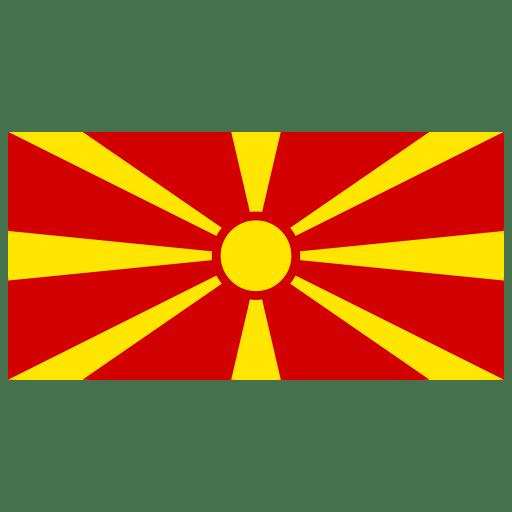 MK-Macedonia-Flag icon