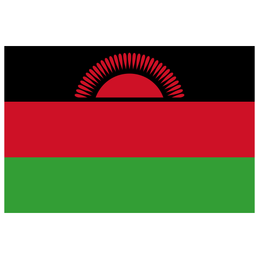 MW Malawi Flag icon
