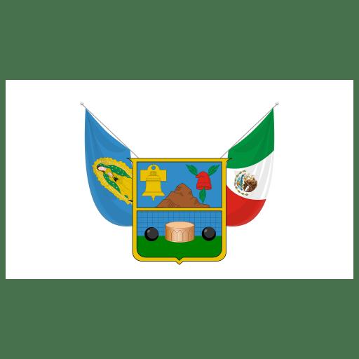 MX HID Hidalgo Flag icon