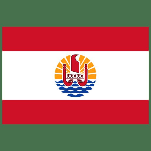 PF French Polynesia Flag icon