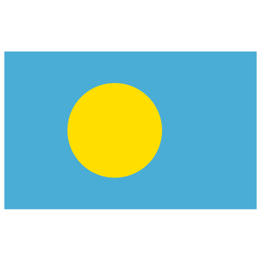 PW Palau Flag icon