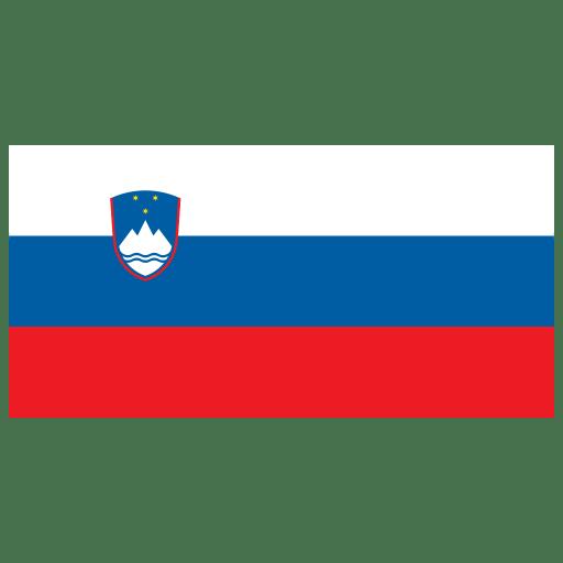 SI-Slovenia-Flag icon