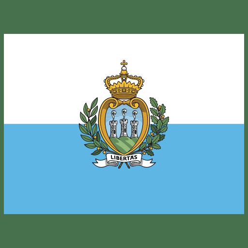 SM-San-Marino-Flag icon
