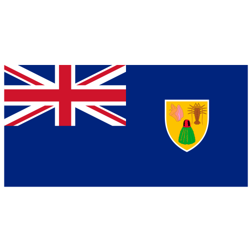 TC Turks and Caicos Islands Flag icon