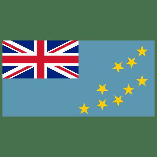 TV-Tuvalu-Flag icon