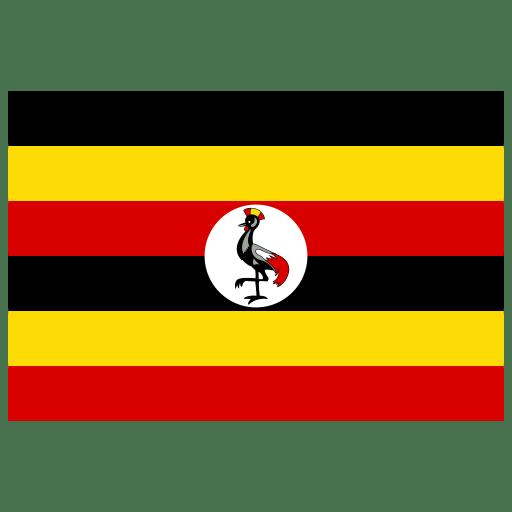 UG-Uganda-Flag icon