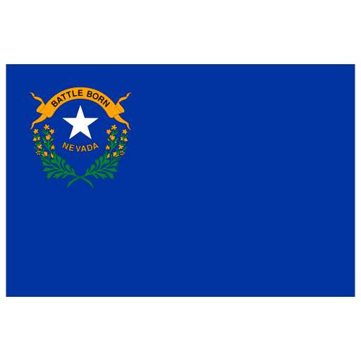 US-NV-Nevada-Flag icon