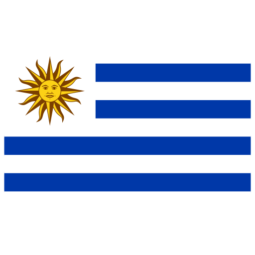 UY Uruguay Flag icon