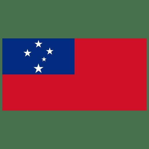 WS-Samoa-Flag icon