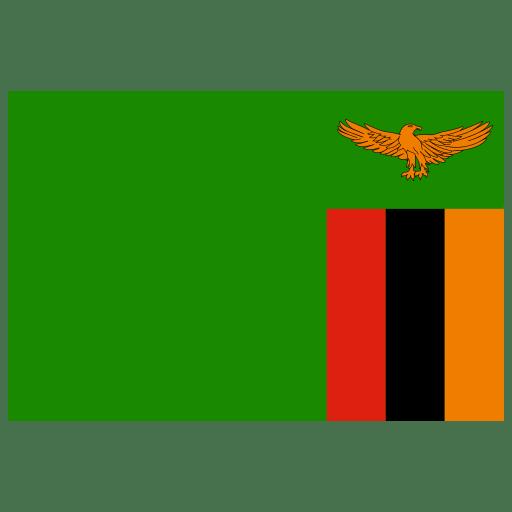 ZM-Zambia-Flag icon