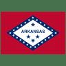 US-AR-Arkansas-Flag icon