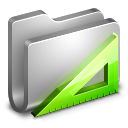 Applications Metal Folder icon