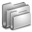 Folders Metal Folder icon