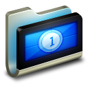 Movies Folder icon