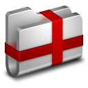 Package Metal Folder icon