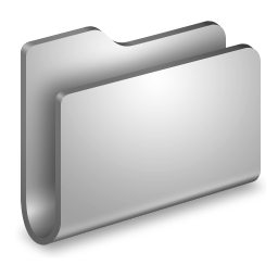Generic Metal Folder icon