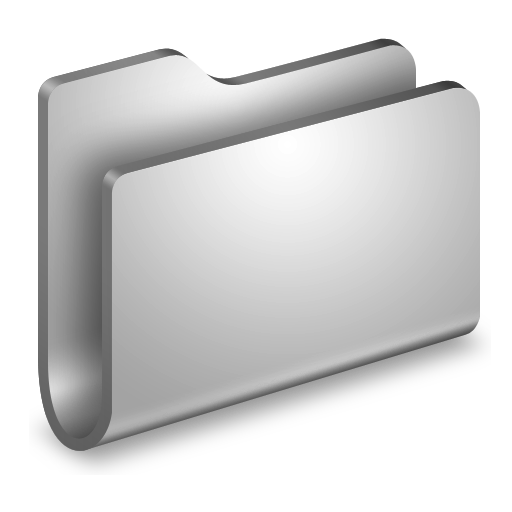 Generic-Metal-Folder icon