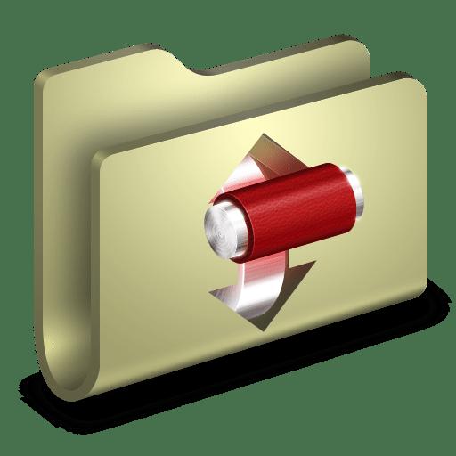 Torrents-Folder icon