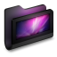 Desktop Black Folder icon