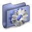 Developer-Blue-Folder icon