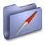 Sites-Blue-Folder icon
