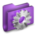 Developer-Purple-Folder icon