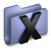 System-Blue-Folder icon