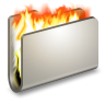 Burn-Metal-Folder icon