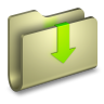 Downloads-Folder icon