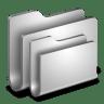 Folders-Metal-Folder icon