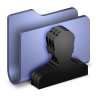 Group-Blue-Folder icon