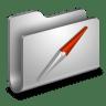 Sites-Metal-Folder icon
