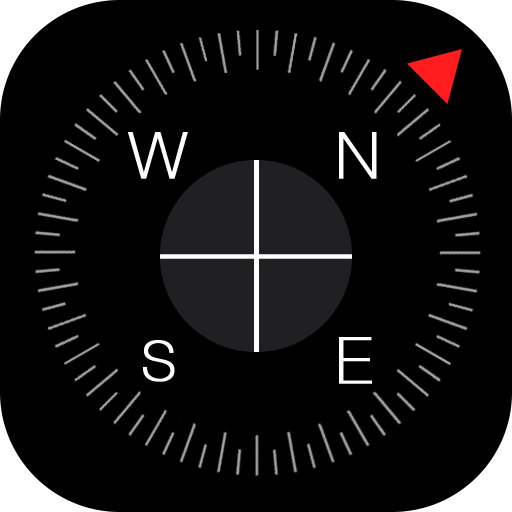 Compass Icon | iOS7 Redesign Iconset | wineass: www.iconarchive.com/show/ios7-redesign-icons-by-wineass/Compass...