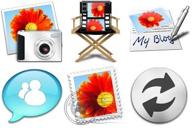 iLive Icons
