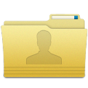 Folders User Folder icon
