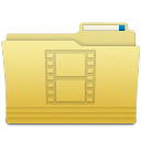 Folders Videos Folder icon