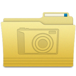 Folders Pictures Folder icon