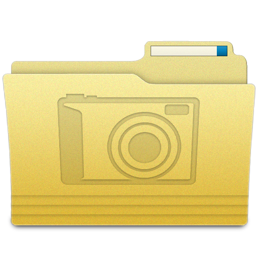 Folders-Pictures-Folder icon