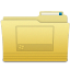 Folders-Desktop-Folder icon