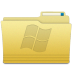 Folders-Windows-Folder icon