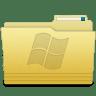 Folders-Windows-Folder icon
