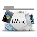 iWork 08 icon