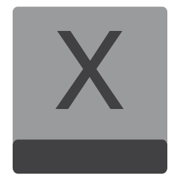 Drive HDD OSX icon